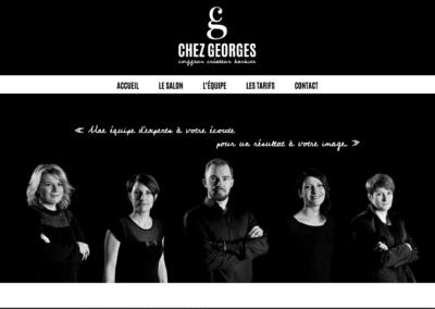 Chez Georges, Coiffeur Créateur Barbier