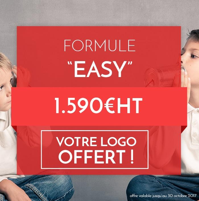 Votre logo offert pour l'achat d'un site web